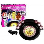 Divertentissima stripping roulette
