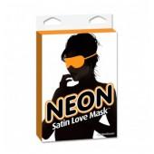 Mascherina chiusa  Neon Satin mask