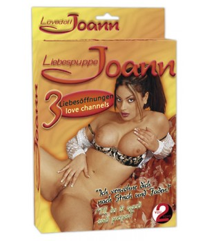 Bambola gonfiabile Joann