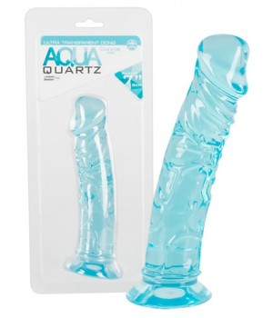 Dildo in morbido Aqua Quarrtz (oggettistica)