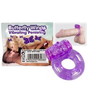 Anello fallico vibrante Butterfly Wings (oggettistica)