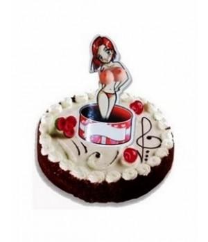 Sexy decorazione per torta!