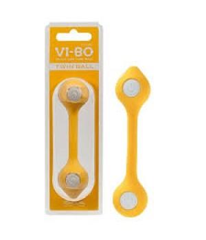 Stimolatore clitorideo e molto altro Vi-Bo - Twin Orb (oggettistica)