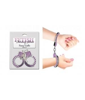 Manette di design con decorazione Fancy Cuffs (oggettistica