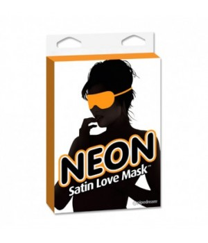 Mascherina chiusa  Neon Satin mask