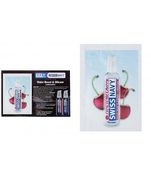 Lubrificante mono dose gusto Very Wild Cherry 5 ml