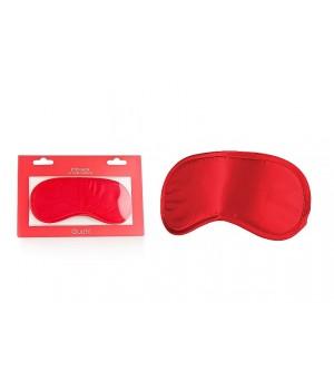 Mascherina extrasensoriale Eyemask rossa