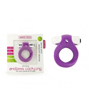 Anello vibrante in silicone endless Cockring (oggettistica)
