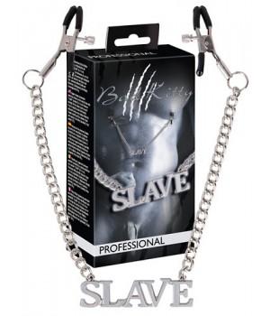Pinzette per capezzoli Bdsm Slave (oggettistica)