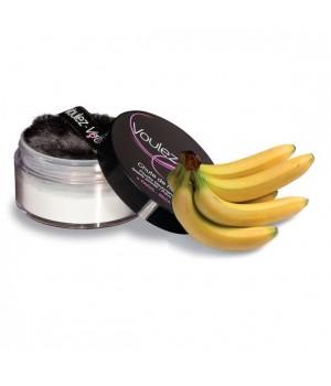 Polvere aromatizzata per il corpo alla Banana