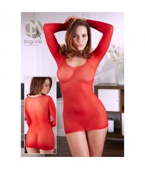 Mini abitino trasparente (lingerie)