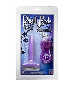 Plug anale vibrante-Pretty Ends Vibrating - Small (oggettistica)