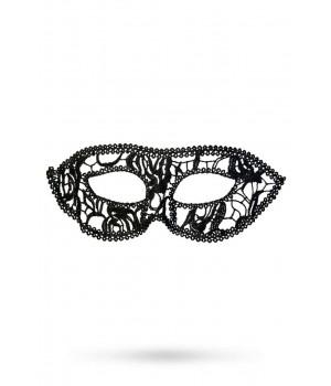 Sexy Mascherina nera in pizzo ricamato (oggettistica)