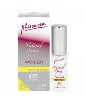 Spray naturale al Pheromone per attrarre gli uomini 5 ml