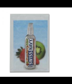 Lubrificante mono dose gusto fragola & kiwi 5 ml