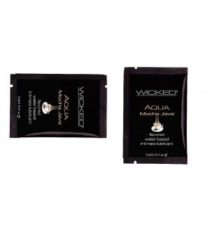 Lubrificante monodose aroma caffè