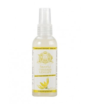 Olio da massaggio lubrificante commestibile all banana (liquidi)