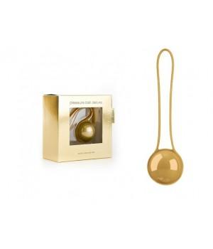Sfera-vaginale-Pleasure-Ball-Gold (oggettistica)