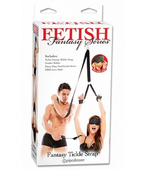 Kit Bondage-FF fantasy tickle strap