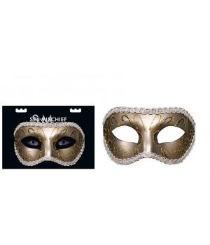 Splendida mascherina in stile veneziano