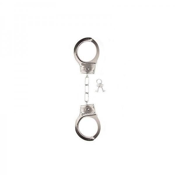 Manette-Metal Handcuffs (oggettistica)